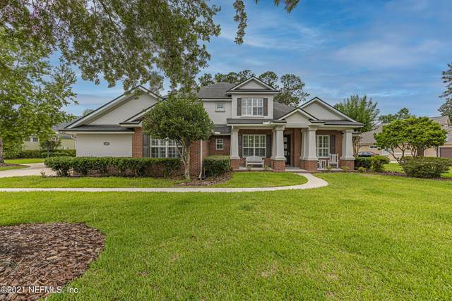 395 Summerset Dr, Jacksonville, FL 32259 (MLS #1115134) :: The Every Corner Team