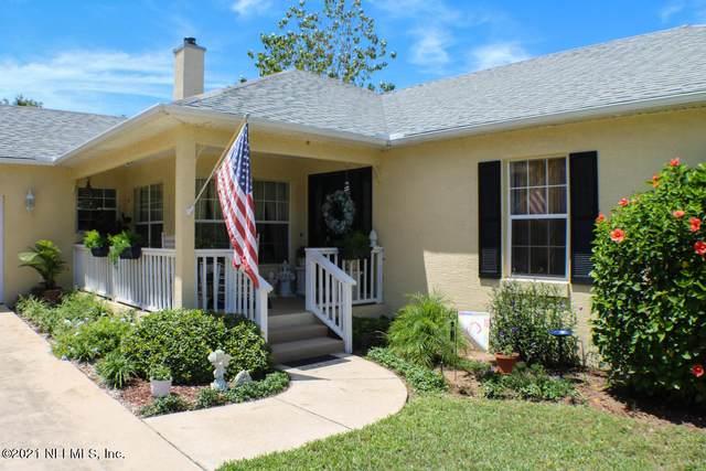 3861 Palm St, St Augustine, FL 32084 (MLS #1115188) :: Bridge City Real Estate Co.