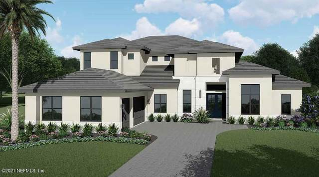 60 Quadrille Way, Ponte Vedra Beach, FL 32082 (MLS #1115202) :: The Volen Group, Keller Williams Luxury International