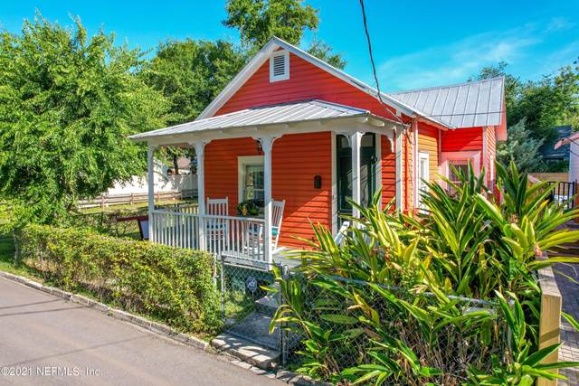92 De Haven St, St Augustine, FL 32084 (MLS #1115211) :: Noah Bailey Group