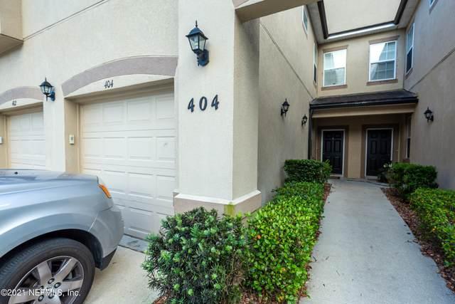 12301 Kernan Forest Blvd #404, Jacksonville, FL 32225 (MLS #1115214) :: The Hanley Home Team