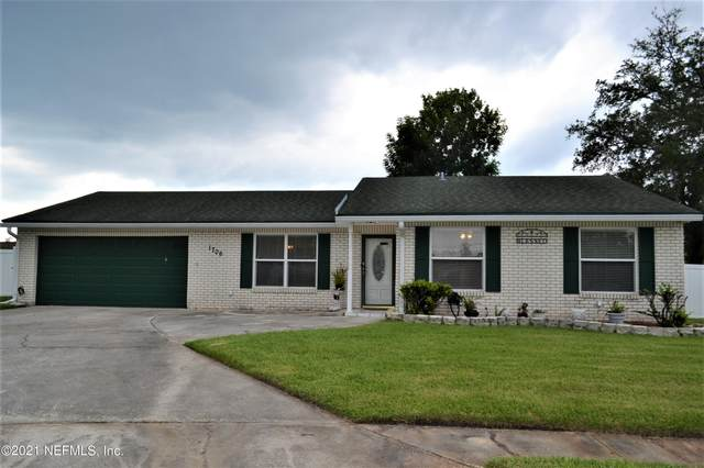 1706 Andrews Way, Orange Park, FL 32073 (MLS #1115225) :: Crest Realty