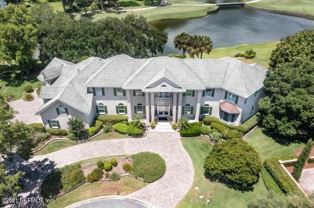 109 Paddock Pl, Ponte Vedra Beach, FL 32082 (MLS #1115227) :: EXIT Inspired Real Estate