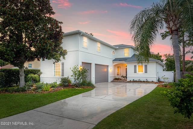 57 1/2 Jefferson Ave, Ponte Vedra Beach, FL 32082 (MLS #1115243) :: Olson & Taylor | RE/MAX Unlimited