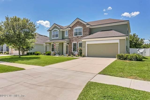 4320 Song Sparrow Dr, Middleburg, FL 32068 (MLS #1115297) :: EXIT Inspired Real Estate