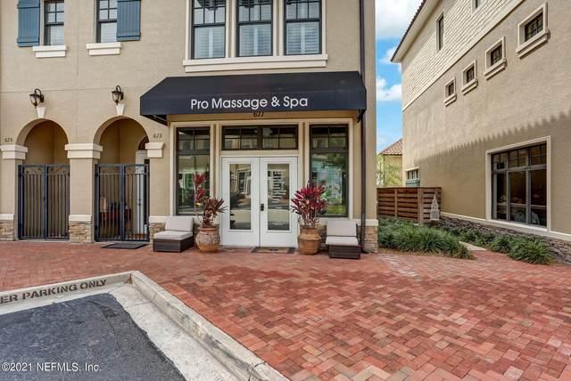 615A Market St, St Augustine, FL 32095 (MLS #1115393) :: Vacasa Real Estate