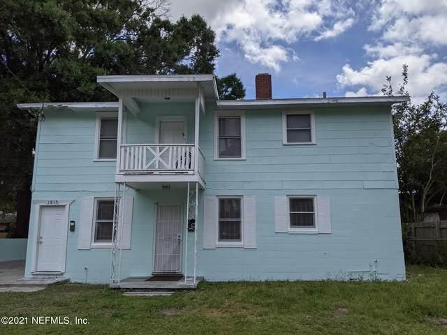 1811 Whitner St #1, Jacksonville, FL 32209 (MLS #1115421) :: The Newcomer Group