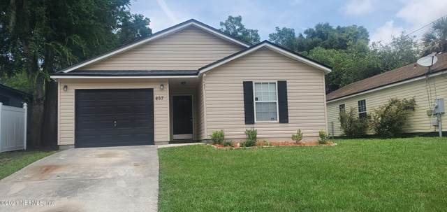 457 W 62ND St, Jacksonville, FL 32208 (MLS #1115442) :: The Hanley Home Team