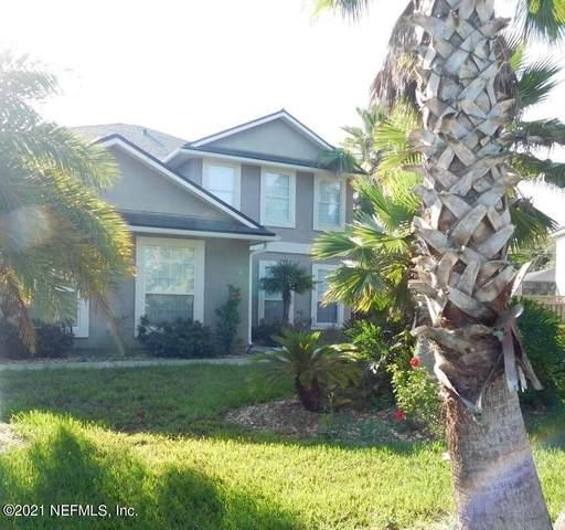 140 Corral Cir, St Augustine, FL 32092 (MLS #1115447) :: The Every Corner Team