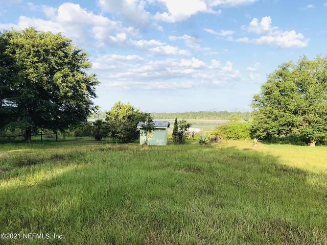 121 Silver Pond Rd, Crescent City, FL 32112 (MLS #1115450) :: Olson & Taylor | RE/MAX Unlimited