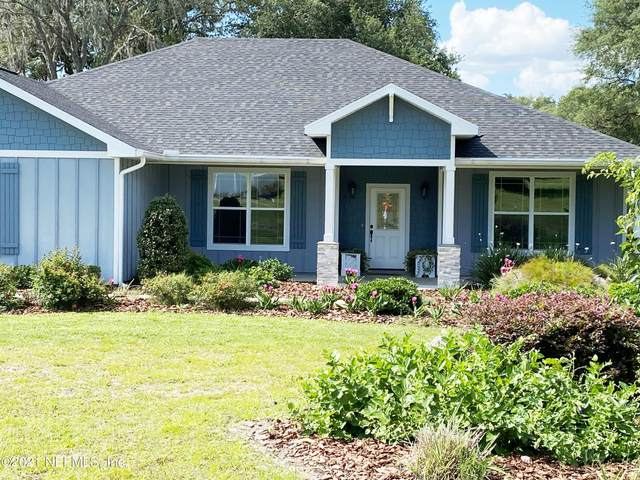 6228 Blue Marlin Dr, Keystone Heights, FL 32656 (MLS #1115464) :: Keller Williams Realty Atlantic Partners St. Augustine