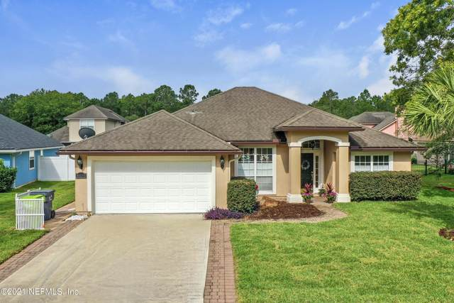 86061 Evergreen Pl, Yulee, FL 32097 (MLS #1115465) :: The Newcomer Group