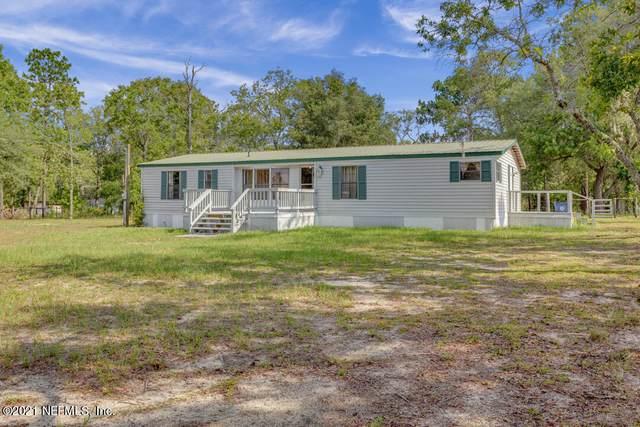 6060 Hillcrest Rd, Keystone Heights, FL 32656 (MLS #1115480) :: Keller Williams Realty Atlantic Partners St. Augustine