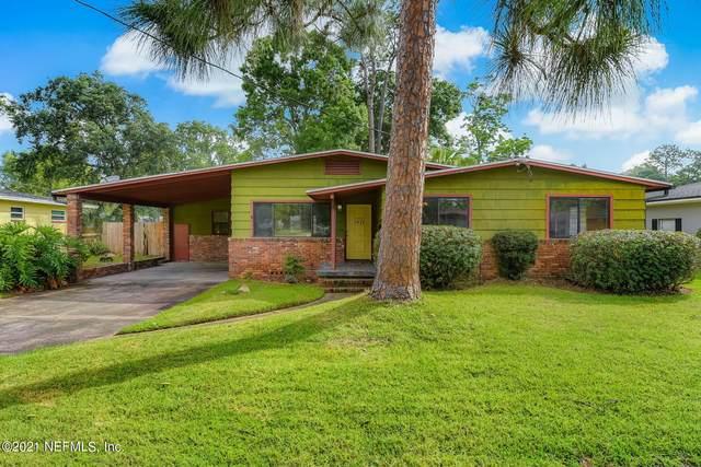 3811 Coronado Rd, Jacksonville, FL 32217 (MLS #1115482) :: Olson & Taylor | RE/MAX Unlimited