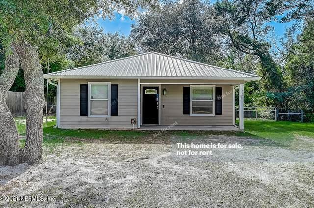 7598 Silver Sands Rd, Keystone Heights, FL 32656 (MLS #1115486) :: Keller Williams Realty Atlantic Partners St. Augustine
