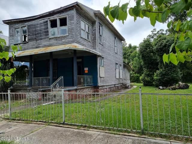 1514 N Liberty St, Jacksonville, FL 32206 (MLS #1115498) :: Noah Bailey Group