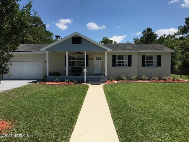 4826 Ulmer St, Jacksonville, FL 32205 (MLS #1115499) :: The Newcomer Group