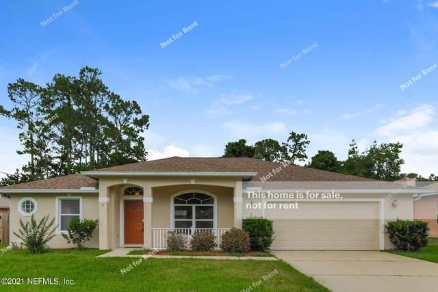 12 Woodward Ln, Palm Coast, FL 32164 (MLS #1115511) :: 97Park