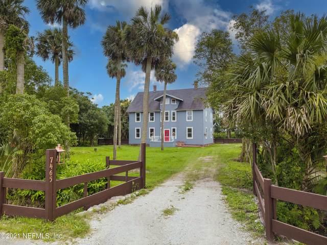 7465 Hub Bailey Rd, Hastings, FL 32145 (MLS #1115517) :: Vacasa Real Estate