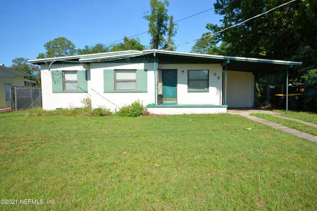 556 Ernona St, Jacksonville, FL 32254 (MLS #1115536) :: Olson & Taylor | RE/MAX Unlimited