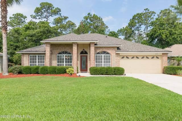 245 Carolina Jasmine Ln, Jacksonville, FL 32259 (MLS #1115537) :: Berkshire Hathaway HomeServices Chaplin Williams Realty