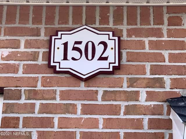 6817 Southpoint Pkwy #1502, Jacksonville, FL 32216 (MLS #1115539) :: Bridge City Real Estate Co.