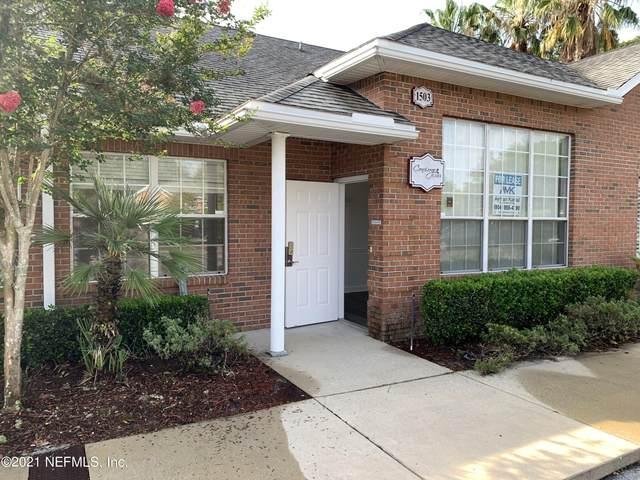 6817 Southpoint Pkwy #1503, Jacksonville, FL 32216 (MLS #1115550) :: Bridge City Real Estate Co.