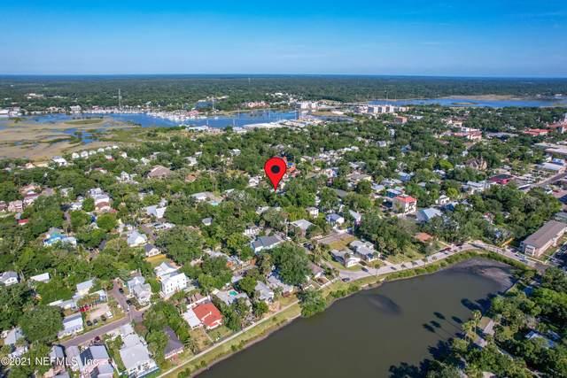 94 De Haven St, St Augustine, FL 32084 (MLS #1115573) :: EXIT Inspired Real Estate