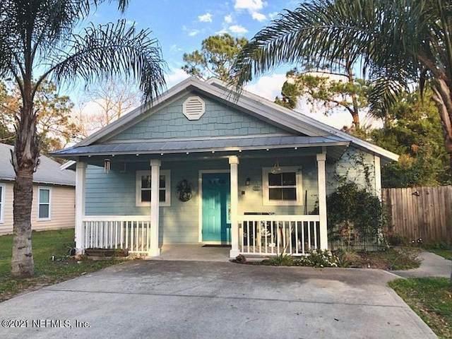 2908 N 7TH St, St Augustine, FL 32084 (MLS #1115575) :: Keller Williams Realty Atlantic Partners St. Augustine