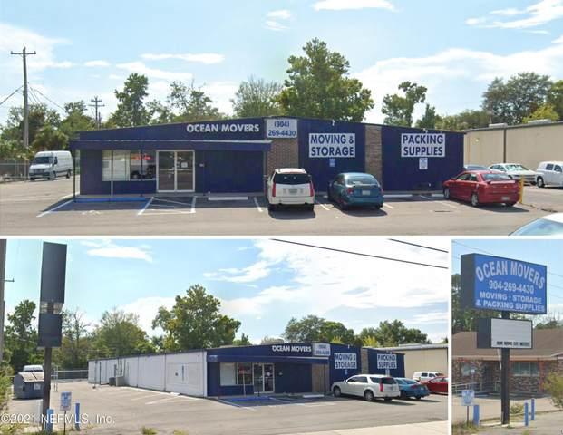 334 Blanding Blvd, Orange Park, FL 32073 (MLS #1115582) :: The Huffaker Group