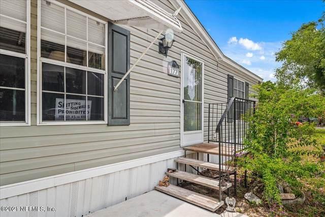 177 Jaffa Rd, Crescent City, FL 32112 (MLS #1115590) :: Ponte Vedra Club Realty