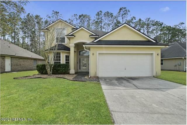 649 W Johns Creek Pkwy, St Augustine, FL 32092 (MLS #1115594) :: The DJ & Lindsey Team