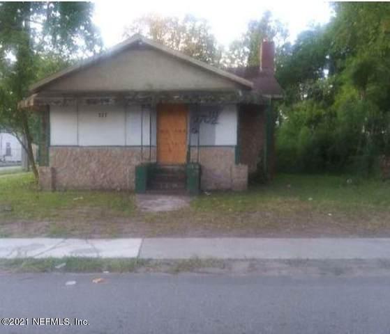 1702 Mcquade St, Jacksonville, FL 32209 (MLS #1115599) :: Keller Williams Realty Atlantic Partners St. Augustine