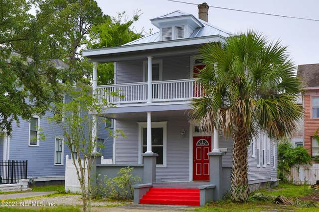 244 W 6TH St, Jacksonville, FL 32206 (MLS #1115625) :: Olde Florida Realty Group