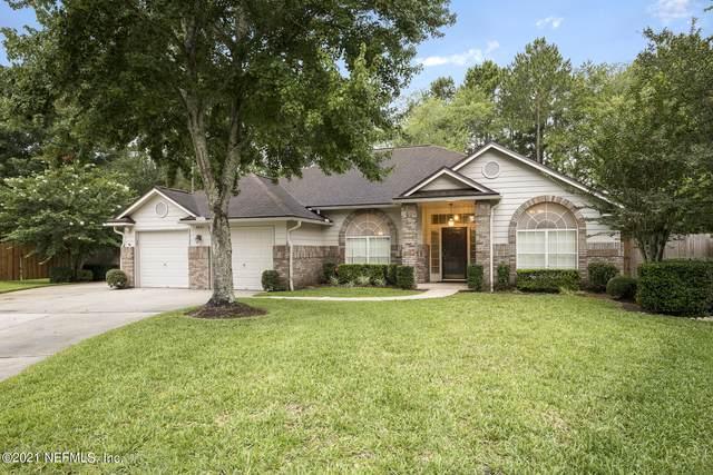 8642 Wyndhurst Dr, Jacksonville, FL 32244 (MLS #1115627) :: 97Park