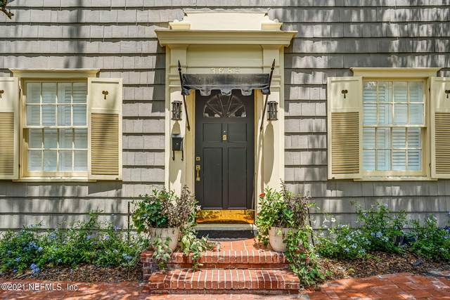 3685 Hedrick St, Jacksonville, FL 32205 (MLS #1115630) :: EXIT Inspired Real Estate