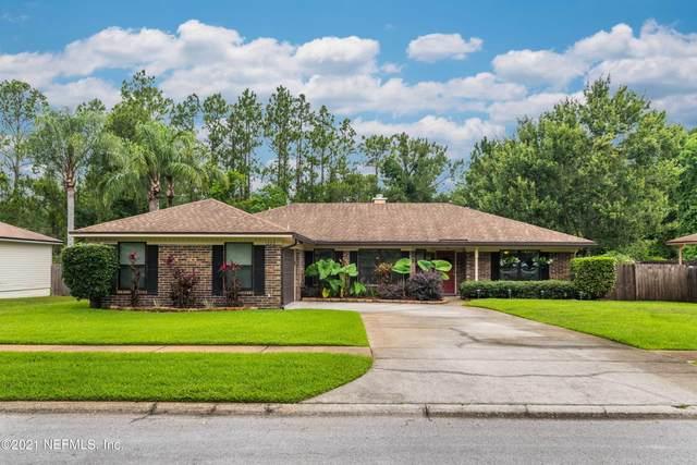 1222 Raleigh Ridge Dr, Jacksonville, FL 32225 (MLS #1115635) :: Noah Bailey Group