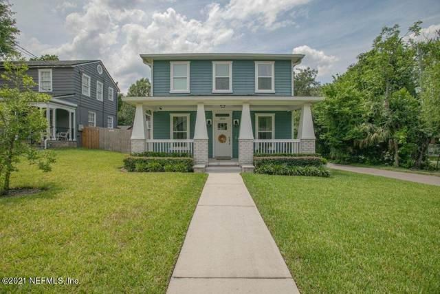 3805 Park St, Jacksonville, FL 32205 (MLS #1115641) :: Bridge City Real Estate Co.