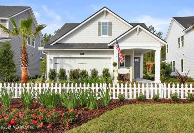 126 Pioneer Village Dr, Ponte Vedra, FL 32081 (MLS #1115654) :: The Huffaker Group