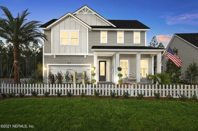 134 Pioneer Village Dr, Ponte Vedra, FL 32081 (MLS #1115657) :: The Perfect Place Team