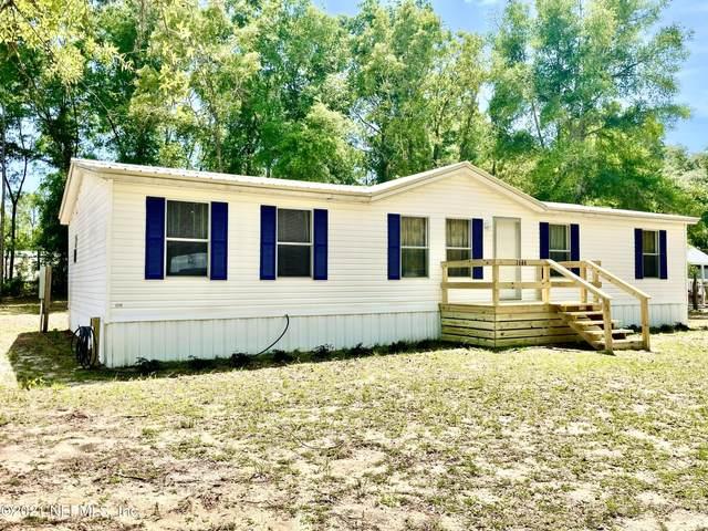 1644 Wildwood Dr, Steinhatchee, FL 32359 (MLS #1115768) :: Vacasa Real Estate