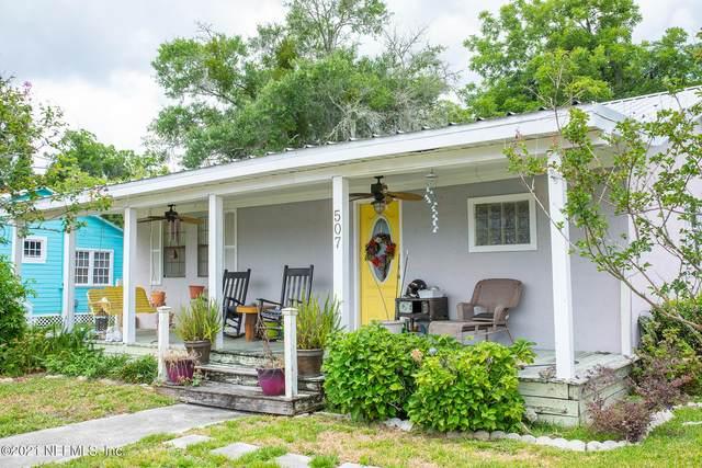 507 W Madison St, Starke, FL 32091 (MLS #1115778) :: EXIT Real Estate Gallery