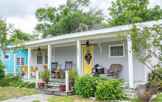 507 W Madison St ., Starke, FL 32091 (MLS #1115784) :: The Newcomer Group