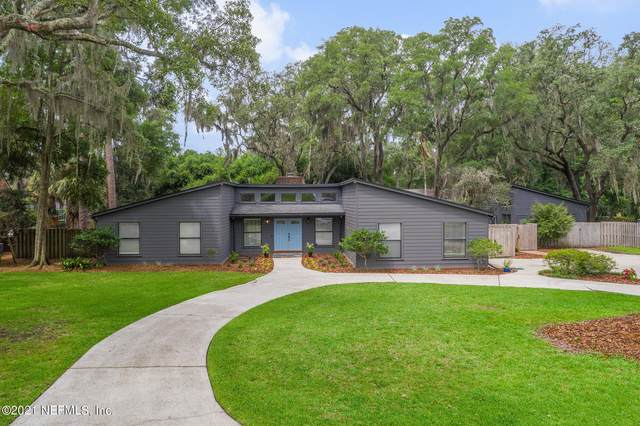 9644 Beauclerc Bluff Rd, Jacksonville, FL 32257 (MLS #1115787) :: EXIT Real Estate Gallery