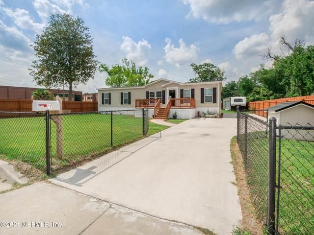 111 Oceanway Ave, Jacksonville, FL 32218 (MLS #1115790) :: Olde Florida Realty Group