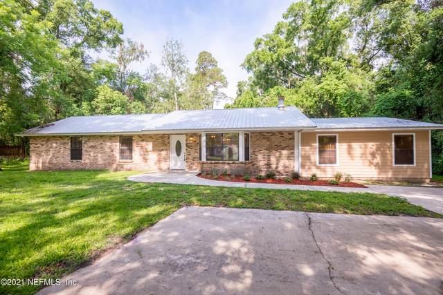 615 S Colley Rd, Starke, FL 32091 (MLS #1115795) :: Vacasa Real Estate
