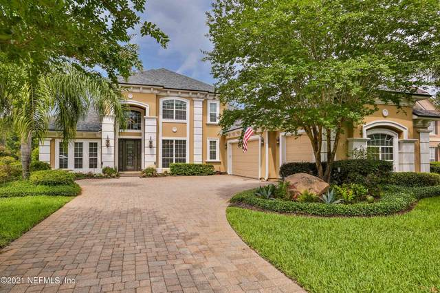 452 Sebastian Square, St Augustine, FL 32095 (MLS #1115798) :: 97Park