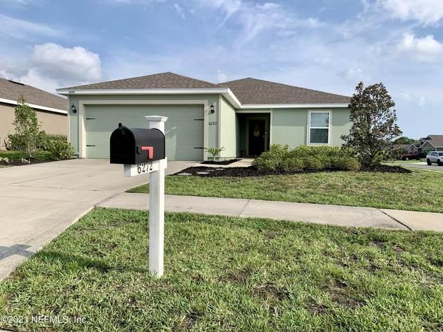 6272 Daylilly Rd, Macclenny, FL 32063 (MLS #1115833) :: Vacasa Real Estate