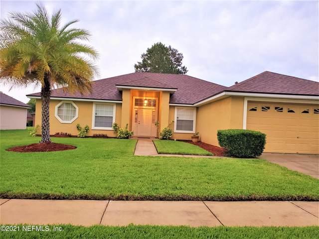 10821 Natalie Dr, Jacksonville, FL 32218 (MLS #1115840) :: Vacasa Real Estate