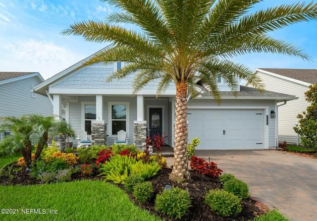 10701 Aventura Dr, Jacksonville, FL 32256 (MLS #1115842) :: The Every Corner Team